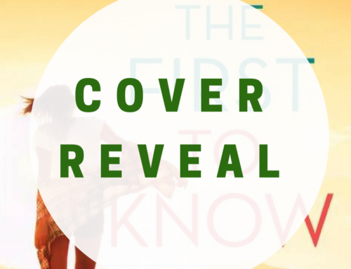 Cover Reveal for The First to Know!